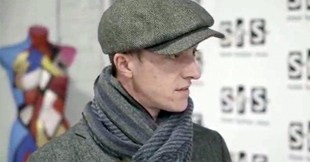 Гоша Грачевский планирует спеть на модном показе вживую