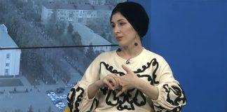 """Angelica Nacheva in the program """"Good morning"""" on """"Arkhyz 24"""""""