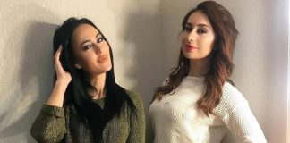 Ruslana Sobieva and Zarina Bugayeva are looking for heroines for their new video