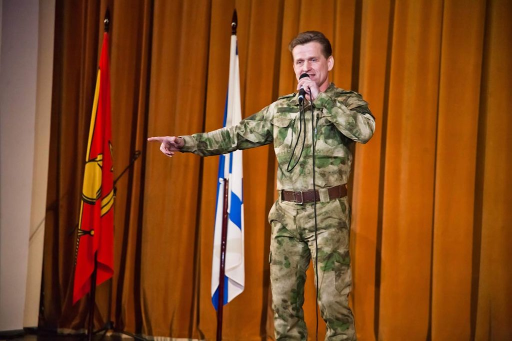"""Dmitry Yurkov: """"Military service is the duty of every man"""""""