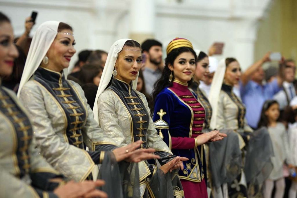 Концерт АРООВАК «ЭТНИКА» успешно прошел в Шардже