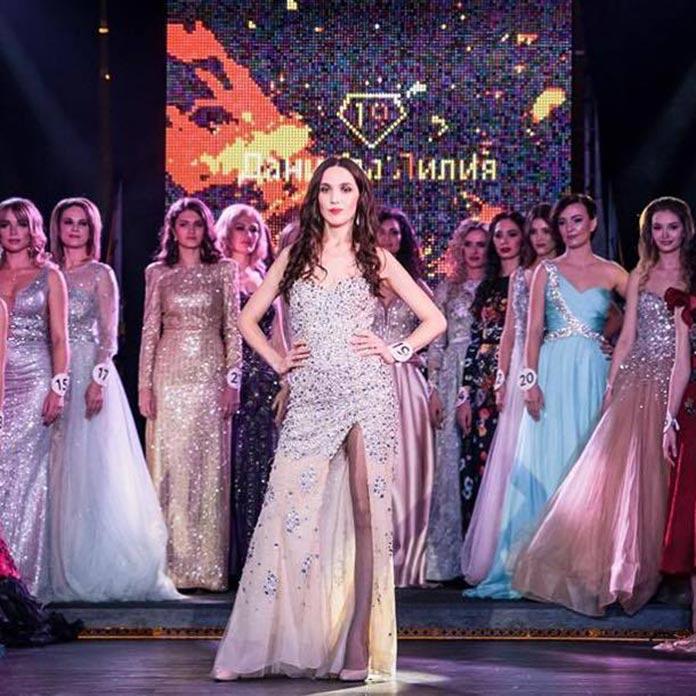 Лауреат конкурса «Ты уникальная» в номинации «Мисс голос» Лилия Данцова