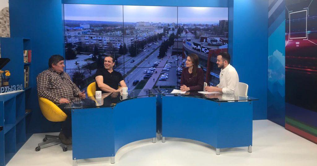 Анзор Увижев рассказал подробности съемок клипа «Зымахуэ».