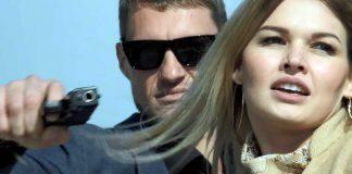 В Сергея Лещева стреляли! Состоялась премьера клипа «Тебя прощу»