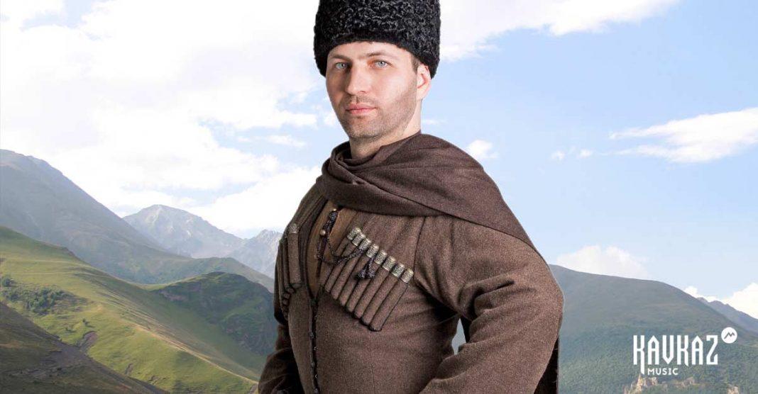 "Premiere from the label ""Kavkaz Music"": Azamat Bekov ""Qabard"""