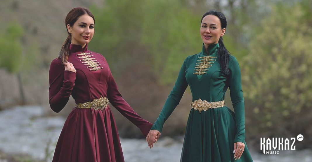 "New release of the label ""Kavkaz Music"": Ruslana Sobiev and Zarin Bugaev ""Iryston"""