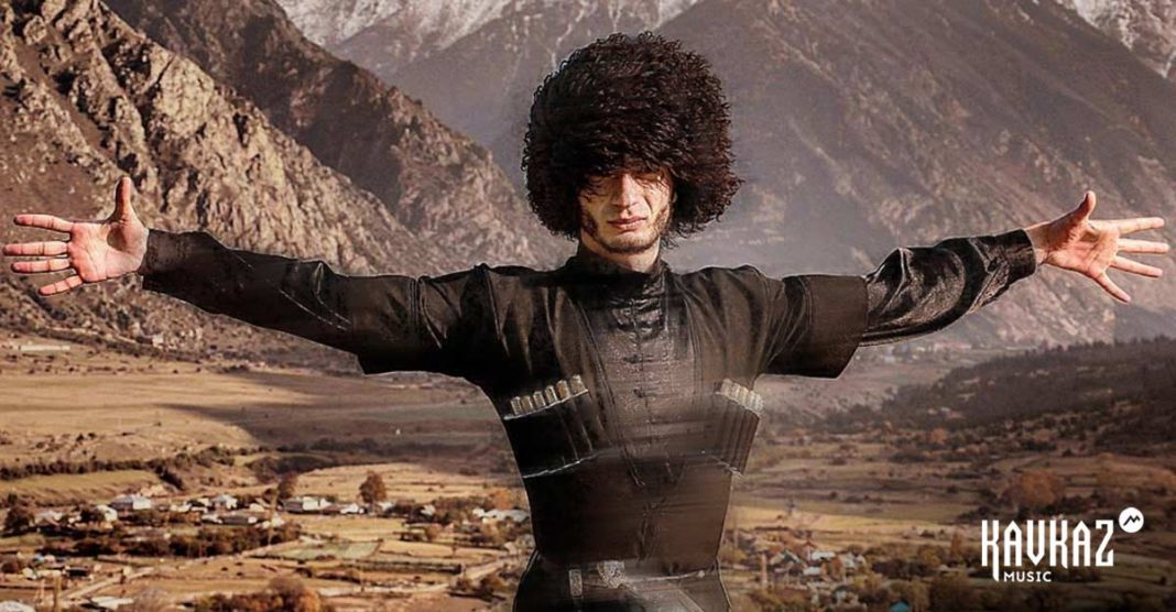 "Meet the release of the label ""Kavkaz Music"": Kazim Shidakov ""Alan Milettim""!"