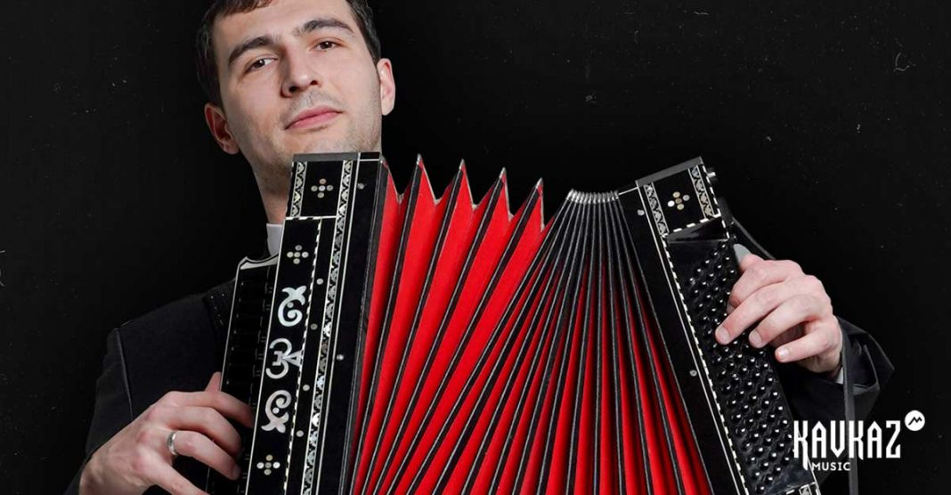 "The release of the label ""Kavkaz Music"": EP Rami Daroc ""Melodies of the Mountains"" was released!"