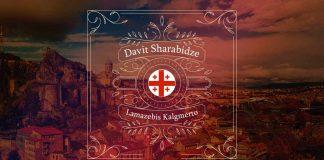 "Davit Sharabidze confessed his love in a new track - ""Lamazebis Kalgmerto"""