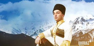 "The label ""Kavkaz Music"" presents the album ""Tang Zhulduzum"" by Kaisyn Kholamkhanov!"