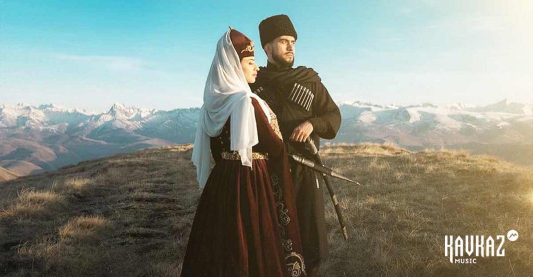 "Aslan Tkhakumachev. ""Laagyungye mafle"""