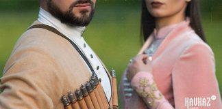 Хусен Шалов представил альбом «Ды адыгэщ»