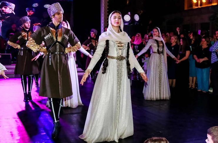 "Become a participant in the II festival ""North Caucasus: synthesis of the world, synthesis of arts""!"