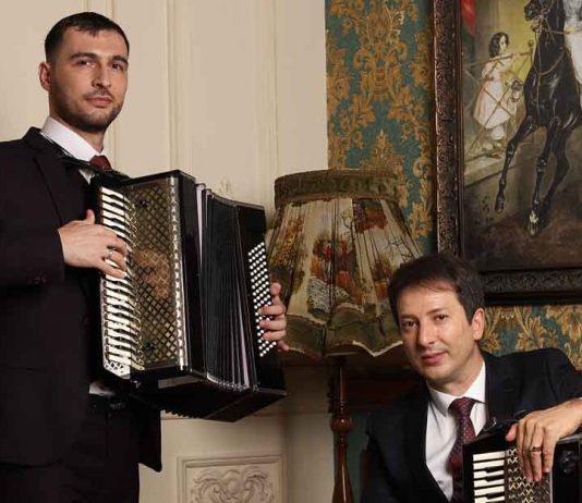 "Rami Daroka, Soslan Dzutsev. ""Jordanian Cafe"""