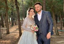 """To love, protect, protect ..."" Akif Murtazaliev got married!"