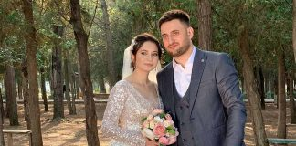 """To love, protect, protect ..."" Akif Murtazaliev got married!"
