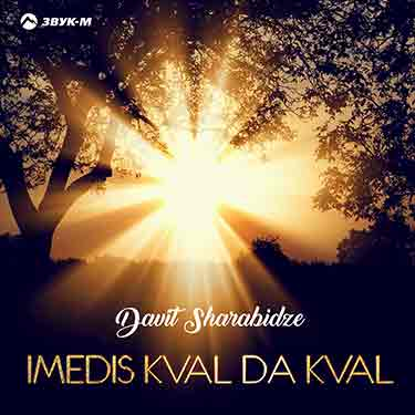 """Davit Sharabidze presented the track about the search for truth - """"Imedis kval da kval"""""""