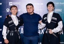 Rustam Nakhushev's recital took place in Nalchik