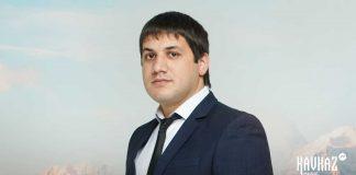 "Anzor Khusinov. ""Duney Nehu"""