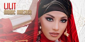 "LILIT presented a new song in Armenian - ""Mokac Harsner"""