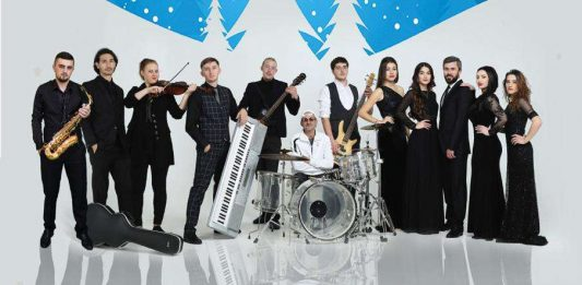 Republican Musical Theater @muzteatrkbr will present the New Year's cover concert program for the first time
