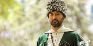 Rezuan Maremukov. Adygea