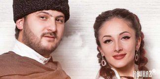 "Listen and download the song of Temirkan Koshiev and Maryana Saralp ""L'aegunygem and makame"""