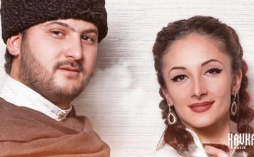 "Listen and download the song of Temirkan Koshiev and Maryana Saralp ""L'aegunygem and makame"""